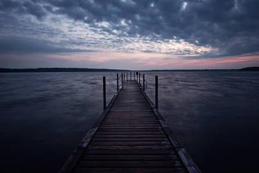 Sunset #2 by SorenWrang