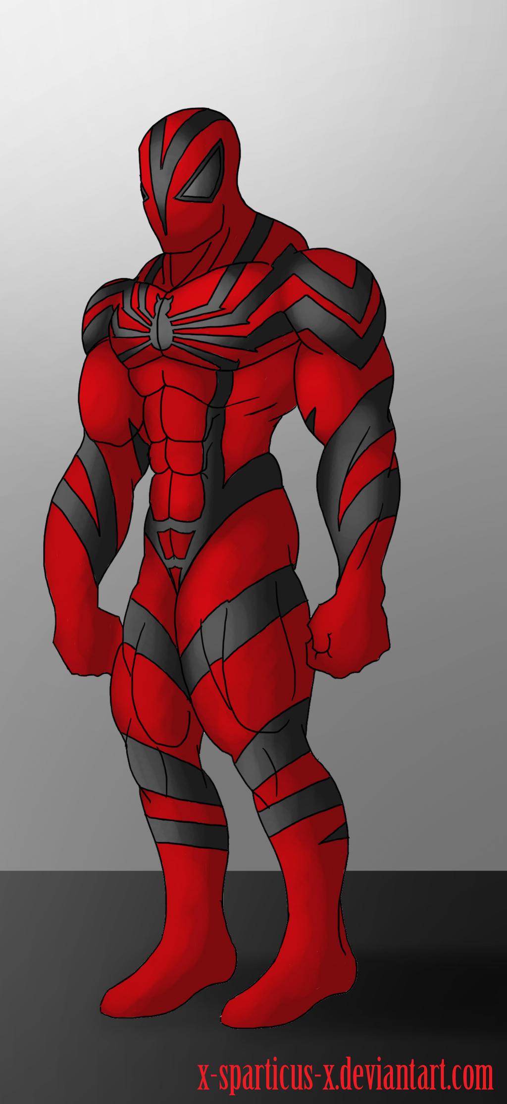 Spiderman Concept Costume By X Sparticus X On Deviantart