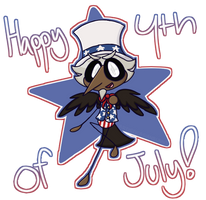 A Late 4th Of July Special by ArtisticAsianBunny