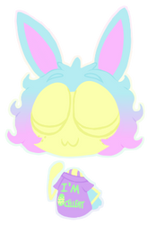 [Lazy] he's eggcellent