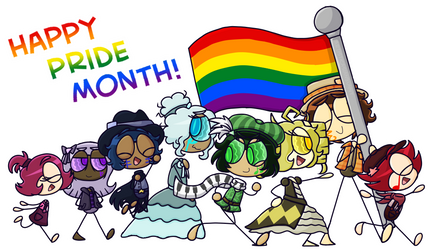 Pride Month 2019