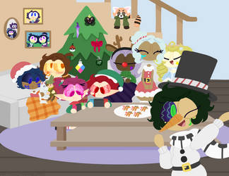 [Late Xmas Special] The Rainbow Kids and Christmas