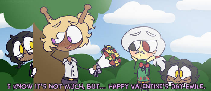 [V-Day Special] To That Special Someone