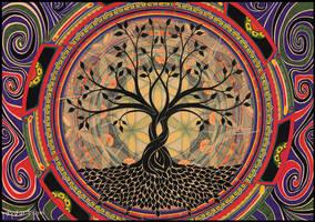 life: tree by y0-y0