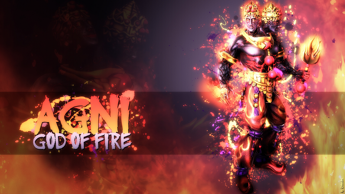 Agni God Of Fire