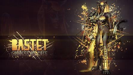 Bastet, Goddess of Cats - Wallpaper HD