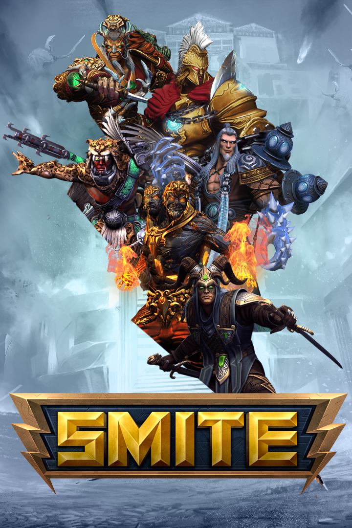 SMITE Phone Wallpaper by Getsukeii