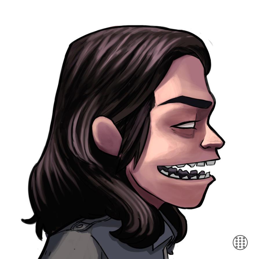 Gorillizado by kaozchaotikoartist