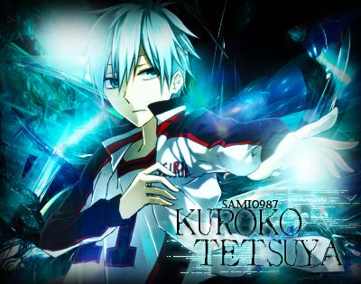 Kuroko No Basuke Tetsuya 400x315 By Sami0987