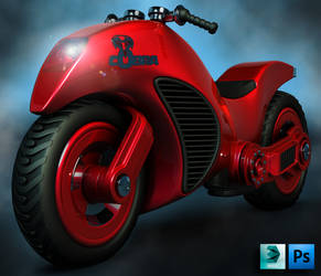 Red Cobra D by ZICIONEL