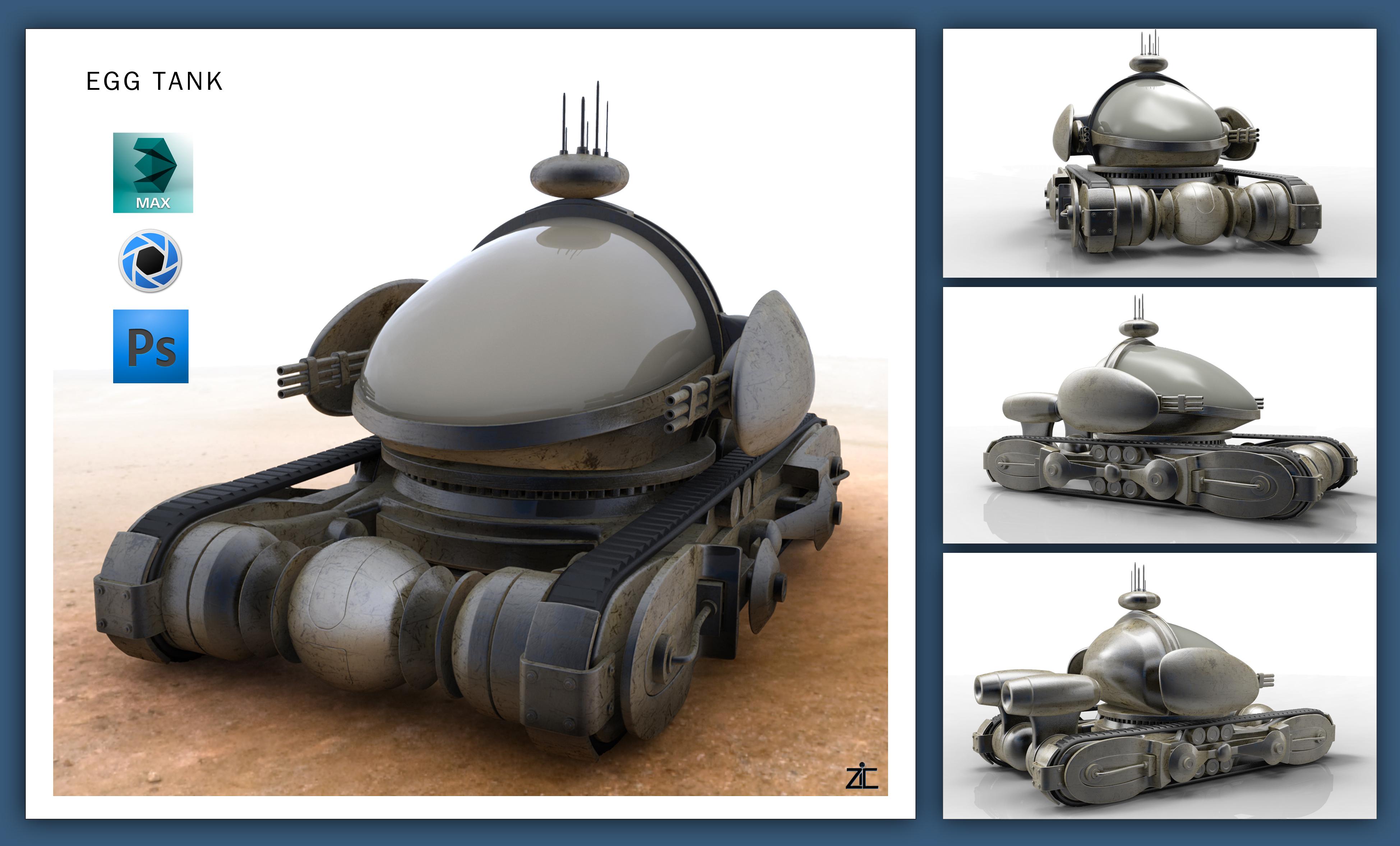 egg tank P4