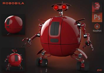RoboBila by ZICIONEL