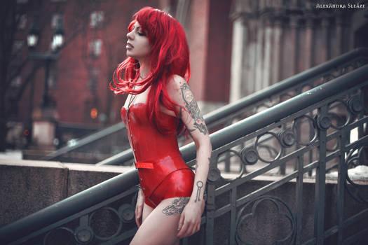 Red Valentine II
