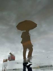 Chasing Rain by Pramin