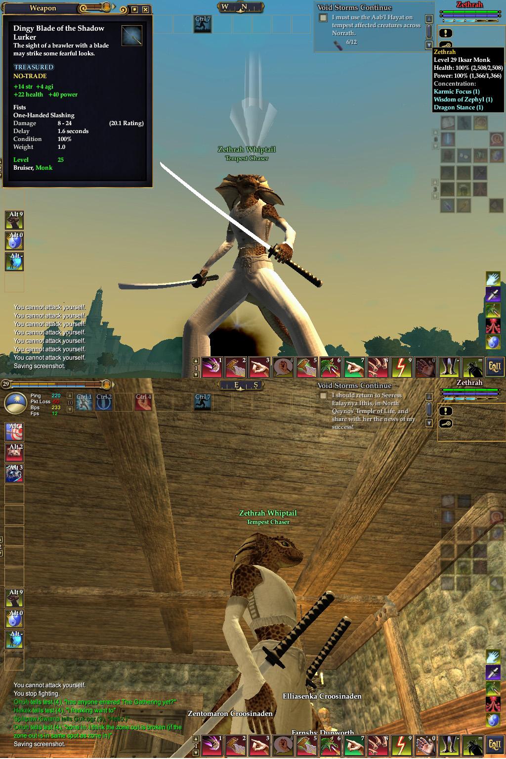 Monk Katanas | EverQuest 2 Forums