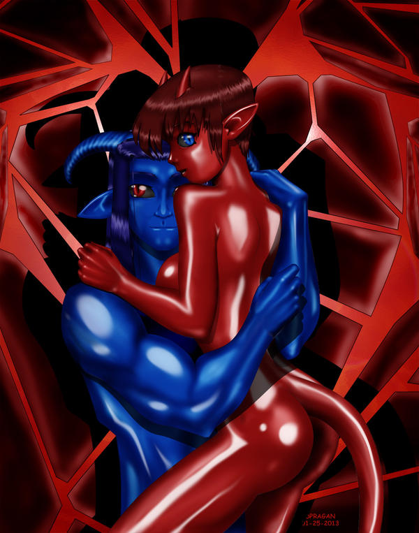 Hell-Lovers by DPRagan