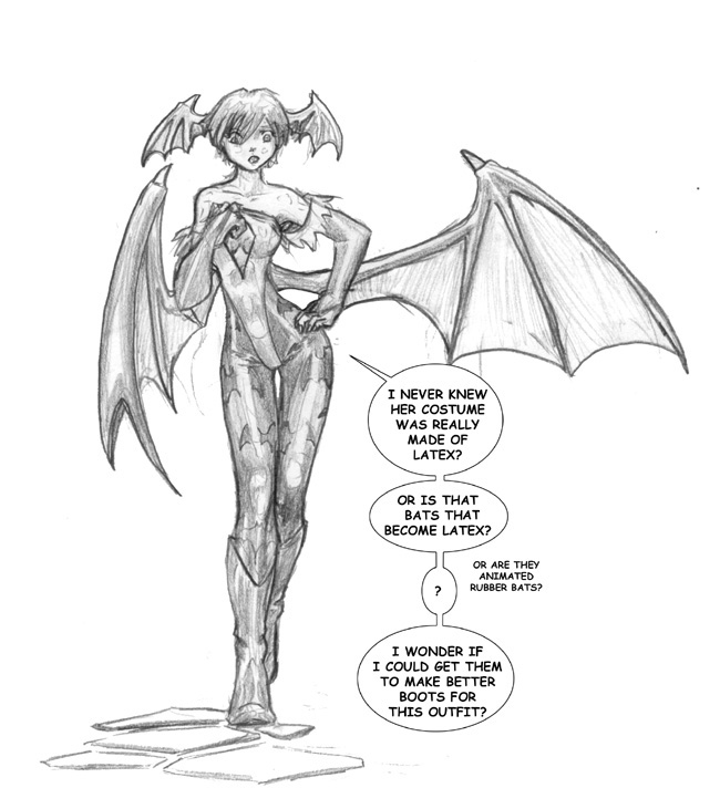 Lilith Cosplayed by DPRagan