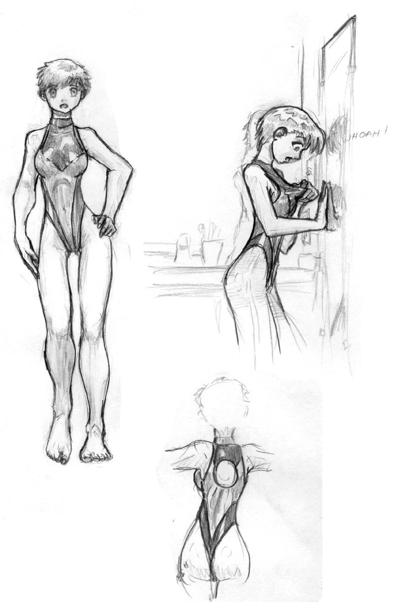 Magic Swim Suit 2014 by DPRagan