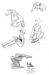Leg and Body Poses