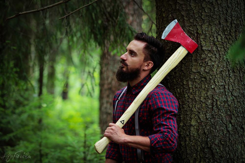 Lumberjack by silverwing-sparrow