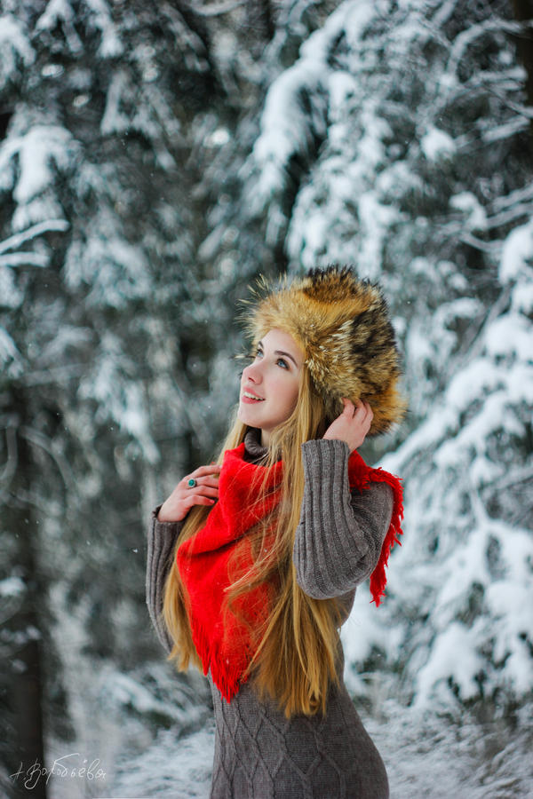 Winter Fairytale 3 by silverwing-sparrow