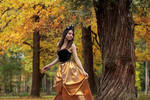Golden Autumn Queen