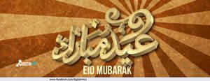 Eid Mubarak 2012 by digitalinkcs