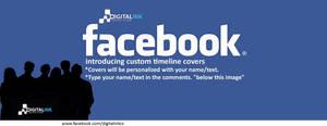 Facebook Custom Timeline Covers - [Digital Ink]
