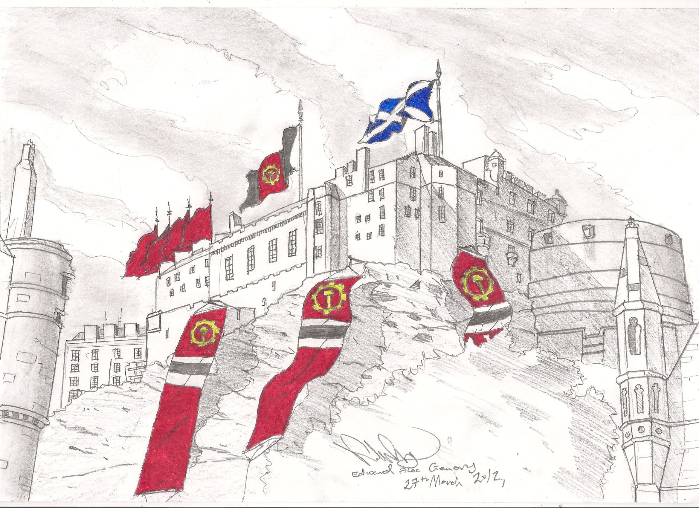 Scotland Has a  New Order by Yinai-185