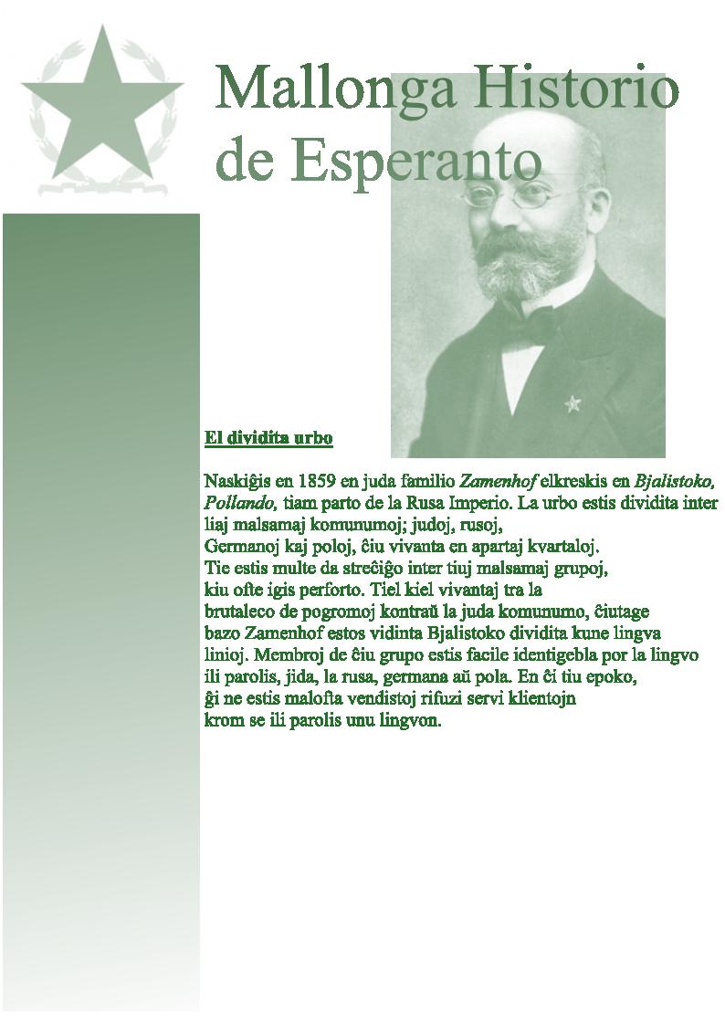 La Historio de Esperanto by Yinai-185