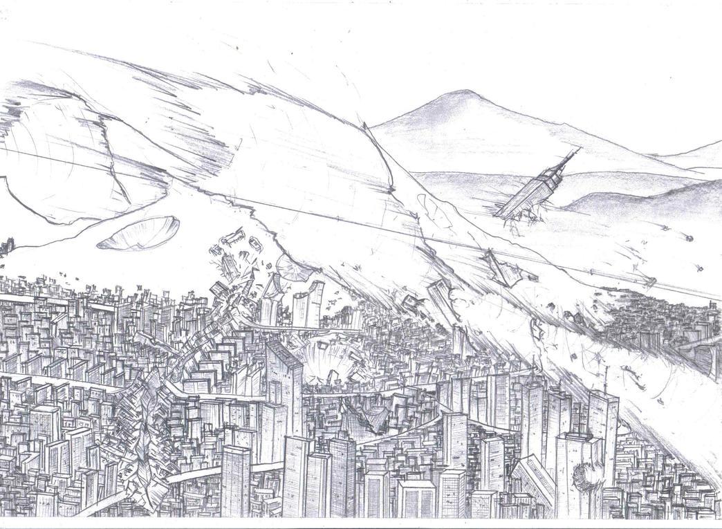 City Under Siege by Yinai-185