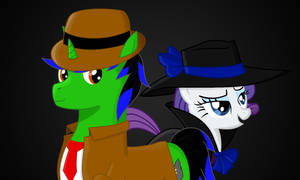 Altastare and Rarity on the case