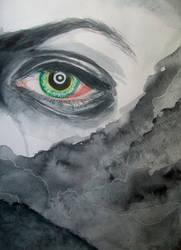 Eye of God by Mionshy