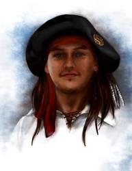 My friend: Pirat by Sola-li