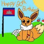 Happy Birthday PKM-150