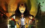 Legend of Korra - The New Team Avatar