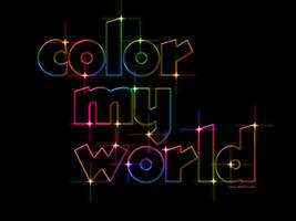 Color My World by Textuts