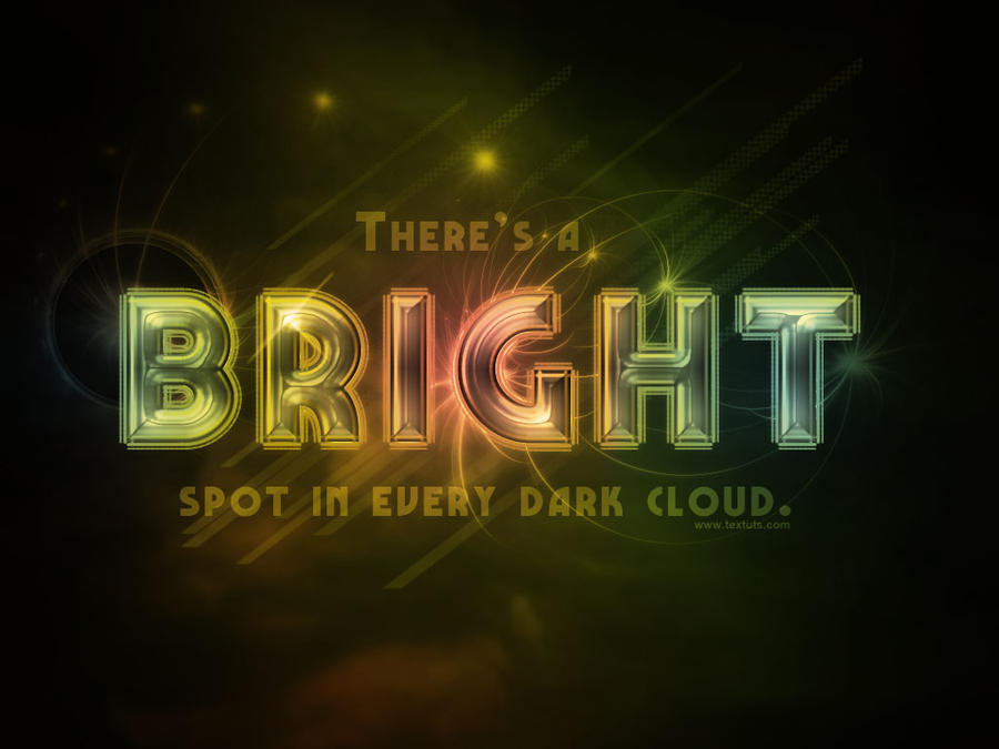 Bright by Textuts