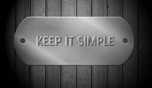 Keep It Simple by Textuts