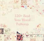 120+ Best Free Floral Patterns
