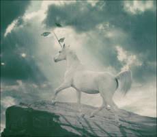 unicorn by adoniax