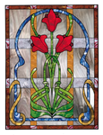 Stained Glass Panel Stock