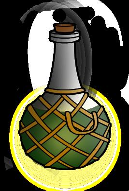 Poison bottle stock-green by Viktoria-Lyn on DeviantArt