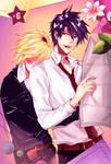 [Color Manga] Hitorijime My Hero Ch.6