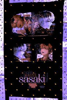 Tagwall Haise Sasaki (Tokyo Ghoul)