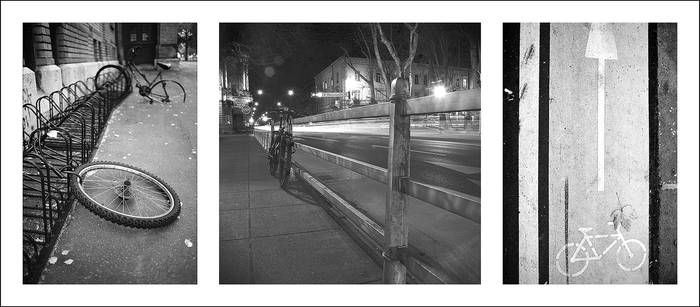 BIcycle TRIptych