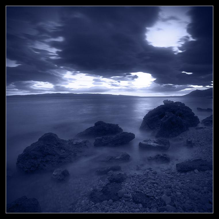 Blues I by d-minutiv