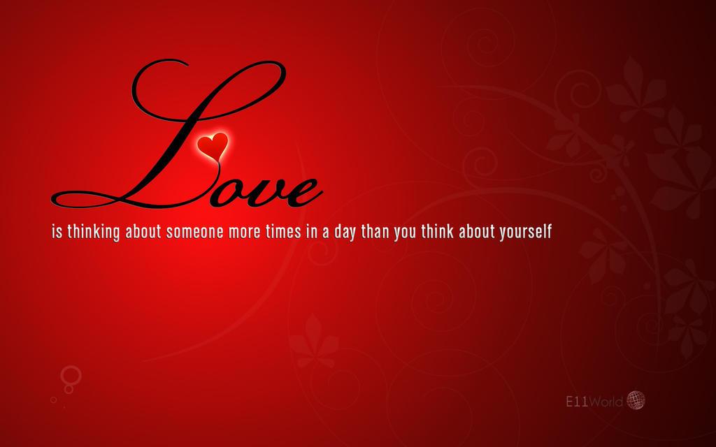 Love by e11world