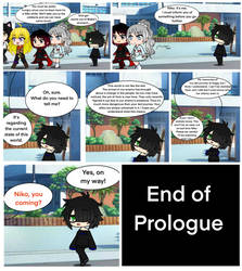 RWBY: N Page 4 [Prologue End]