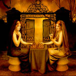 Ghost's Game of Chess by Children7